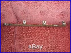 Vintage Craftsman Table Saw Fence Railassembly With Crank For Model 101.02143
