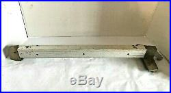 Vintage Craftsman Table Saw Rip Fence Assembly 8 Model 103.22160