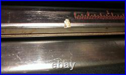 Vintage Delta Rockwell 34-600 Table Saw Fence & Rail With Hardware Assembly