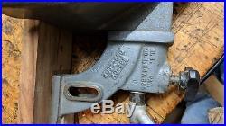 Vintage Delta Rockwell Shaper Fence / Dust Hood
