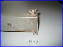 Vintage Rockwell Delta Rip Fence for 14 Band Saw Bandsaw NCS 264