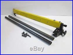 Vintage Rockwell Delta Table Saw Rip Fence Assembly for 10
