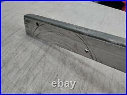 Vintage Walker Turner Table Saw Micro-adjust Fence Fits 19 1/2 Table Top
