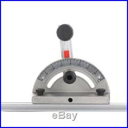 Woodworking Bandsaw Router Table Angle Mitre Guide Gauge Fence Table Saw Metal
