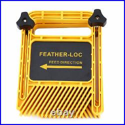 Woodworking Feather Board Set For Table Saws/Band Saws/Router Tables Fences