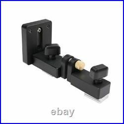 Woodworking Profile Fence Track Slot Sliding Brackets Gauge Fence Connector