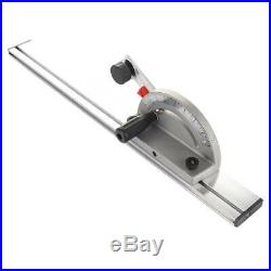 Woodworking Table Saw BandSaw Router Angle Miter Gauge Mitre Guide Fence Cut Hot